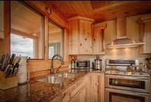 Delectable Kitchens / by Natural Element Homes