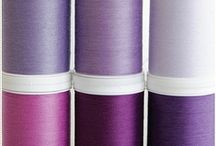 Cor * Púrpuras