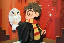 Harry Potter / by THEDEVILSTRIP