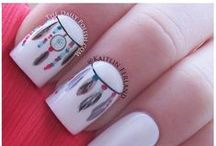 Nail Designs  / The only time a women is helpless is when her nail polish is drying, other than that, WATCH OUT!