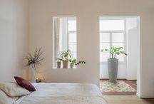 Interiors / Home interiors