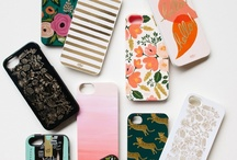For the iPhone + iPad / accessories and cases to make your iPhone and iPad feel special / by Zachary