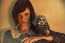 People and Owl