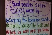 ELA: Reading Strategies / by Erin Lyons