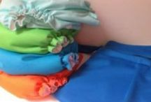 Cloth Diapers / by Amber Lasley
