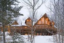 Test Drive the Black Bear Lodge Apartment / by Natural Element Homes