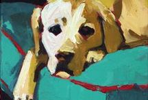 Who's a Good Dog? / Artful images of man and woman's best friend. / by Melody Dodd