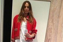 What I'm Wearing: Gail Elliott / 90s Supermodel-turned-fashion designer Gail Elliott shows off her wardrobe savvy as our latest diarist.