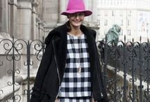 New York, London, Milan & Paris A/W 14/15: Street Style / Our favourite street style looks from the recent A/W 2014/15 shows in New York, London, Milan and Paris. / by InStyle Magazine