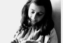 Anne Frank / Remembered for her diary during the Holocaust / by ҜƗŦŦ¥ǤƗŘŁ