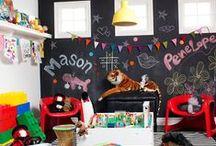Kiddos Bedroom & Playroom / by Nargis Baha