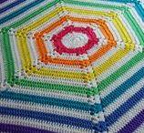 Crochet | Afghans + Blankets + Cushions