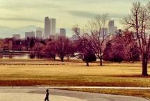Do + See Denver/Colorado / Things to do in my adopted-city + state, #denver #colorado / by Batya {Sparrows + Spatulas}