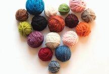 Craft: Knitting/Crochet/Yarncraft - Inspiration / by Hazel Weller