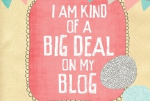 Blog Redesign Ideas / by Catered Crop