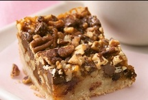 Food for Thought: Desserts. Yes Please! / Cookies. Cakes. Pies. Etc.
