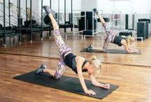 push it to the limit / workout tips and inspiration to get moving