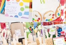 Birthday party ideas (Mykaila`s Board) / by Tara George