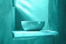 Colour: Blue/Teal/Turqoise/Aqua / by Hazel Weller