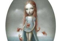 Nicoletta Ceccoli-Artist