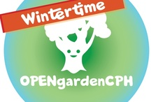 OPENgardenCPH Autumn/Winther / Collections for preparing winter in the urban garden