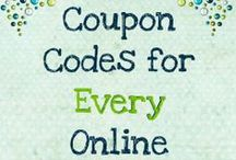 coupons and bargains / by Julia Corrigan