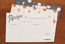 foodies: prep and planning / sites with menus and OAM cooking, recipe cards and misc.  / by Jennifer McMullen