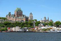 Quebec, canada / by Eliane Guérin