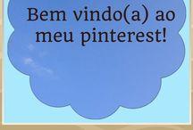 BEM VINDO(A) AO MEU PINTEREST