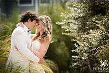 Bride + Groom Wedding Portraits