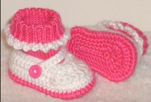 Crochet Baby Booties & Sandals / by Linda Thomas