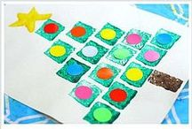 December Holidays / Christmas & December holiday crafts, activities, books, and teaching ideas for your preschool, kindergarten or primary classroom.