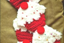 Crochet Kids Mittens & Scarves / by Linda Thomas