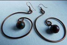 DIY & Inspirational Earrings / by Rhonda McKenzie