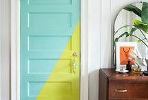 Fabulous Color Ideas / by Pamela Dueck