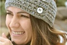 Crochet Hats & Headbands / by Rhonda McKenzie