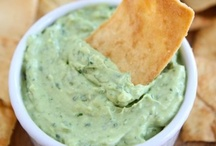 foodies: dips / by Jennifer McMullen