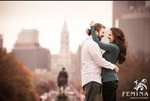 Philly + South Jersey Engagement Sessions / Engagement Session and Engagement Photo Ideas