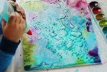 Art Lessons / Teaching  / by Kimberly Graff