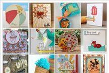 Summer Lovin' / Summer crafts