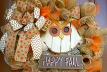 Halloween And Fall!  / by Janna Boyer