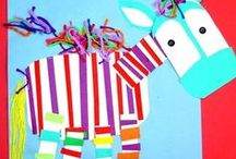 Zoo Animals / Animal crafts, activities, books, and teaching ideas for your preschool, kindergarten or primary classroom.