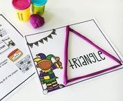 Shop Mrs. Plemons' Kindergarten / Are you looking for teaching resources for your kids? From teaching preschoolers to the elementary classroom (and even baby and toddler learning ideas) I'm sharing all my go to resources from Mrs. Plemons' Kindergarten.