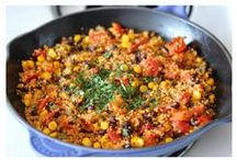 Food - Quinoa recipes