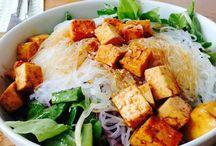 Vegan Recipes / Vegan recipes or recipes that can be easily adapted to vegan.
