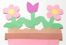 Mother's Day / Mothers Day crafts, activities, books, and gift ideas for your preschool, kindergarten or primary classroom.