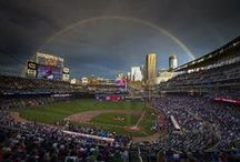 2014 MLB All-Star Game / Target Field is host to the 2014 All-Star Game. / by Star Tribune