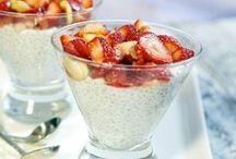 Chia Seeds Recipes / by Rhonda McKenzie
