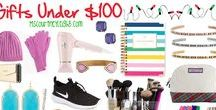 Layouts/Sets / Gift Guides, Holiday Guides, Lust Lists, Gift Ideas, Outfit Sets, Layouts Collages