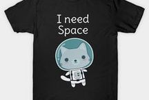Cutesy shirt designs / Tee designs that I find cute and huggable.